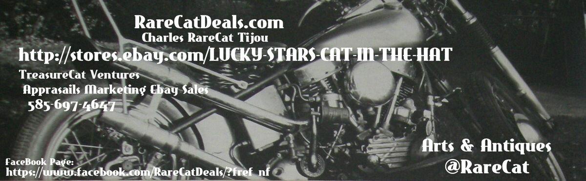 RareCatDeals.com  Treasure Hunters