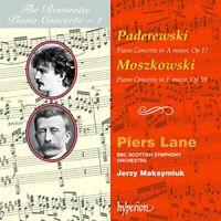 Piers Lane - The Romantic Piano Concerto Vol 01 Moszkowski and Paderewski [CD]