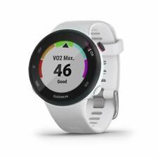 Garmin Forerunner 45S GPS Running Watch - White, Case Size 39mm