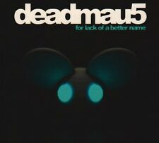 "DEADMAU5 ""FOR LACK OF A BETTER NAME"" CD NEU"