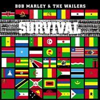 "BOB MARLEY ""SURVIVAL"" CD NEUWARE!!!!!!!!!!!!!!"