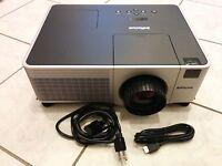 InFocus IN5110 (Christie LWU420) 1080p HD PROJECTOR, 4200 LUMENS, NEW LAMP!