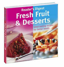 Fresh Fruit and Desserts (Eat Well, Live Well), Reader's Digest, New Book