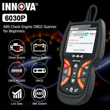 INNOVA 6030P Car OBD2 Scanner ABS Check Engine Live Data Code Reader Battery US