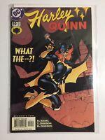 "DC Comics~""Harley Quinn"" #10~Dodson ""Batgirl"" Variant Cover~2001~NM-"