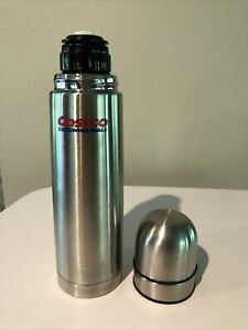 Costco Wholesale Stainless Steel Vacuum flask Thermos  10'' WITH CUP