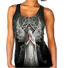 ONLY LOVE REMAINS Vest Top for Women Sizes XS - XL5, Anne Stokes, Angels,