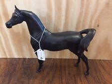 Peter Stone Horse Model Named Khan By Sheila Bishop from 2011 (OOAK)