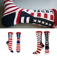 Unisex Donald Trump Cotton Socks 2020 Make America Great Again Stocking Gifts