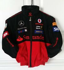 FORMULA 1 Racing~Mercedes-Benz ~YOUTH size bomber jacket~Mobile 1~Vodafone