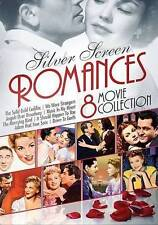 (1C2)  Silver Screen Romances [The Solid Gold Cadillac / We Were Strangers dvd