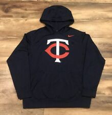 outlet store 7b50c df3b4 Nike Minnesota Twins MLB Sweatshirts for sale | eBay