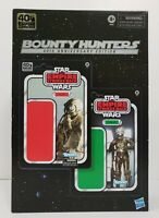 Hasbro Star Wars The Empire Strikes Back Bounty Hunters 40th Anniversary Edition