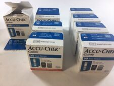 ACCU-CHEK Guide Test Strips 450ct 8 Boxes Exp: 12/2020 & 2-9/2021 SEE PIC & Desc