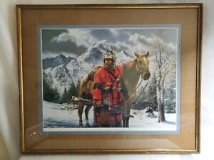 36x30 Framed Hand Signed Alfredo Rodriguez My Friend And I Series Painting Print