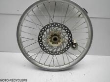 05 CRF450R CRF450 Front Wheel Rim  #191-11801