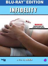 INFIDELITY (SEX STORIES 2) (Rebecca Lord) - BLU RAY - Region Free - Sealed