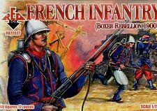 Red Box 1/72 Französisch Infanterie Boxer Rebellion 1900 #72027