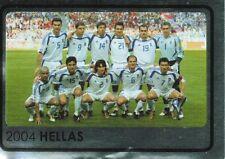 Panini 535 Winner 2004 Hellas Griechenland UEFA Euro 2008 Austria - Switzerland