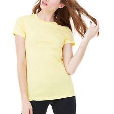 Femmes Bella Canvas 100% Coton peigné RingSpun T-shirt Long Favorite