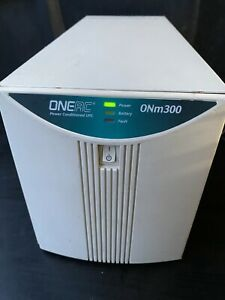 One RC ONm300 UPS Unit Battery