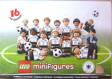 """Lego 1 Display with 60 Booster Packet Mini Figurines Mini Figurines """" The Team """""""