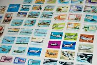 = Aircraft = Airplane= Large Collection Space Shuttle, Air-balloon, Plane,. 66 x