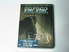 KING KONG EDITION COLLECTOR   2 DVD NEUF