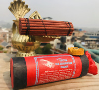 Red Sandalwood Ancient Tibetan Incense Sticks ,NEPAL