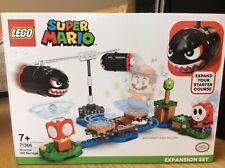 Lego Super Mario 71366 Boomer Bill Barrage Slide Brand new and sealed.