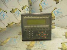 Mitsubishi G & L Beijer Mac/Mta E300 02750A 24 Vdc Interface Control Panel