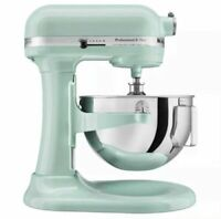 KitchenAid Stand Mixer Professional 5 Plus 5 QT Bowl-Lift - Ice Blue KV25G0X