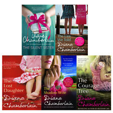 Diane Chamberlain Collection 5 Books Set The Silent Sister, The Lost Daughter