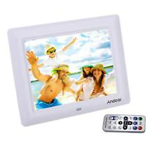 "10"" HD Digital Photo Frame Picture Clock MP4 Movie Player+Remote Control D2R6"