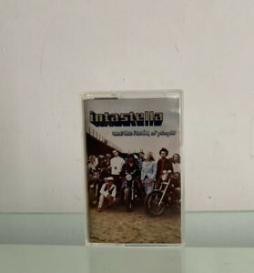INTASTELLA And The Family Of People Cassette Tape 1991 Play Tested