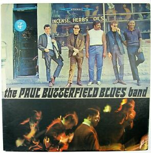 PAUL BUTTERFIELD BLUES BAND Paul Butterfield Blues Band LP 1965 BLUES NM- NM-