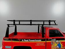 Tamiya 1/10 RC New Metal Cargo Bed Roof Luggage Rack Super Clodbuster 4WD Truck