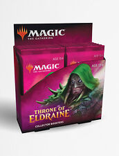 Throne of Eldraine Collector Booster Box Display OVP Sealed EN English