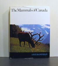 The Mammals of Canada, 196 Species Described in Detail