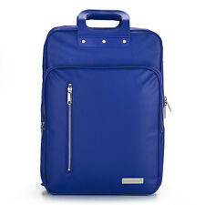 "Bombata - Cobalt Blue Classic Club 15"" Laptop Backpack/Rucksack"