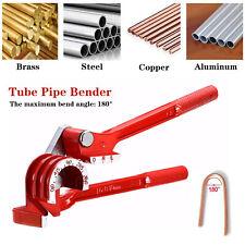Tubing Tube Bender 14 516 38 Aluminum Copper Steel 90 Fuel Brake Tool
