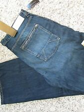 NEW SEAN JOHN STRAIGHT BOOTCUT ORIGINAL JEANS MENS 36X34 GRADY WASH FREE SHIP