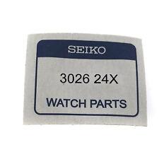 Battery 302624X for V137 V138 Seiko Kinetic / Solar Watch Capacitor