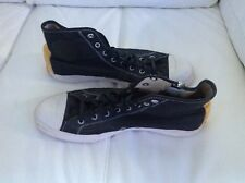 Mens GSTAR RAW Black Denim High Tops size 11