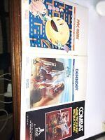 Atari 2600 Game Manuals