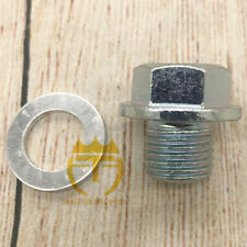 90009-R70-A00 Oil Pan Drain Bolt Plug with Washer For Honda/Acura