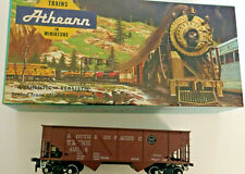 HO scale Athearn Southern Pacific corregated side hopper  T&NO 41816