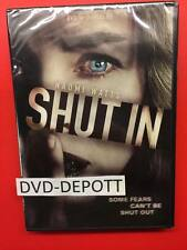 Shut In DVD + DIGITAL HD AUTHENTIC BRAND NEW FAST FREE SHIPPING