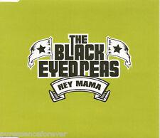 THE BLACK EYED PEAS - Hey Mama (UK 3 Tk DJ CD Single)