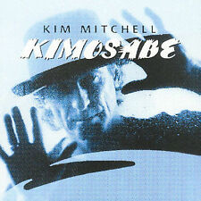 KIM MITCHELL Kimosabe MINT CD Canada CHINOOK LABEL Out Of Print RARE Max Webster